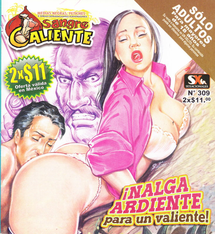 revistas porno mexicanas
