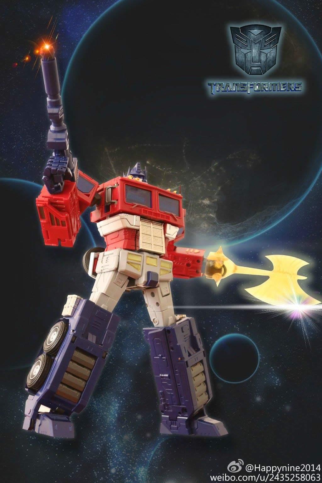 [ToyWorld][ZetaToys] Produit Tiers - TW-M01 Primorion/Zeta-EX6O OriPrime et Zeta -EX6E EvaPrime - aka Optimus (G1 et Evangelion) - Page 2 CGbgeAEb
