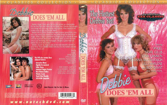 Все порно фильмы про дебби