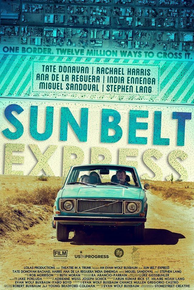 Sun Belt Express (2014)  PLSUBBED.WEB-DL.Xvid-MX / Napisy PL wtopione