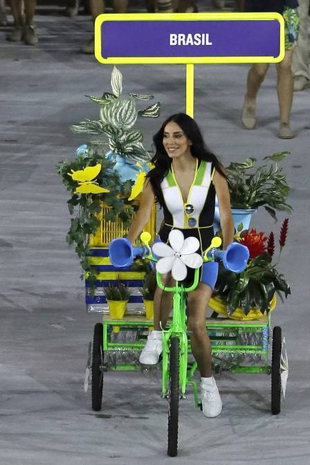 Image result for Lea T olympics