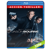Jason Bourne (2016) HD720p Audio Trial Latino-Castellano-Ingles 5.1