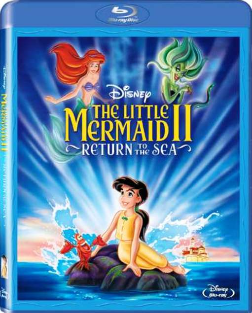 the little mermaid 2 download free