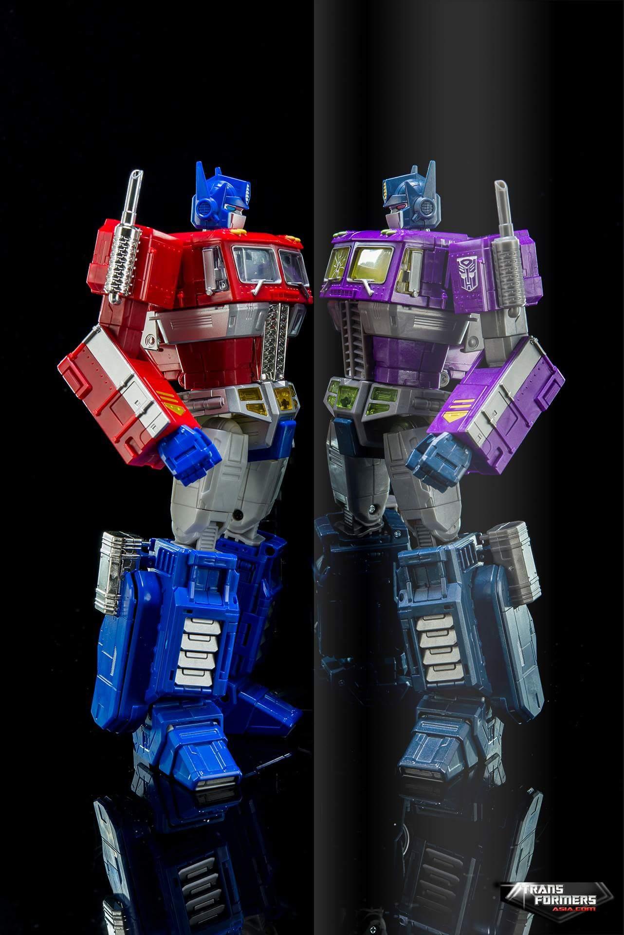 [Masterpiece] MP-10B | MP-10A | MP-10R | MP-10SG | MP-10K | MP-711 | MP-10G | MP-10 ASL ― Convoy (Optimus Prime/Optimus Primus) - Page 4 WFadQkco