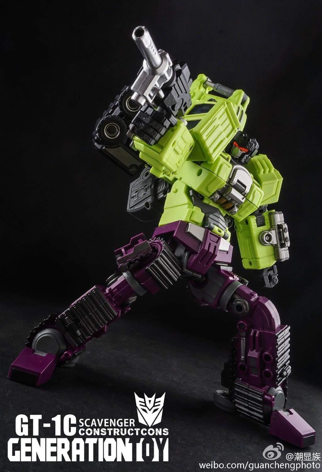 [Generation Toy] Produit Tiers - Jouet GT-01 Gravity Builder - aka Devastator/Dévastateur - Page 3 UWJYedo6
