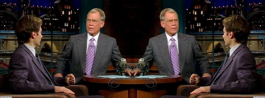 2003 David Letterman H9dnwfCY