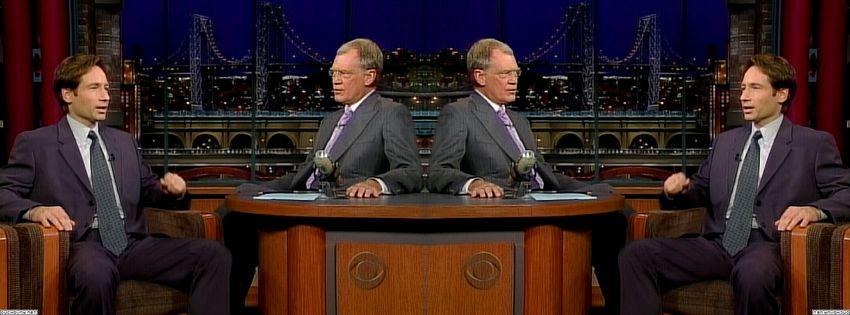 2003 David Letterman QcDpsfRM