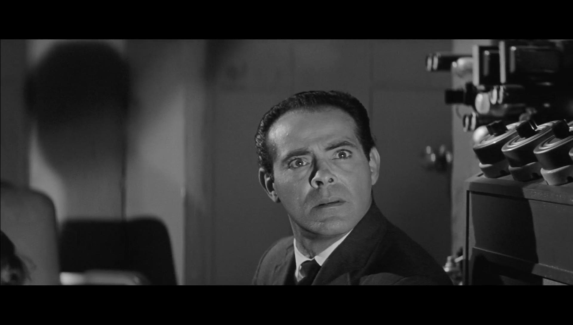 El Regreso De La Mosca HD1080p Lat-Cast-Ing 2.0 (1959)