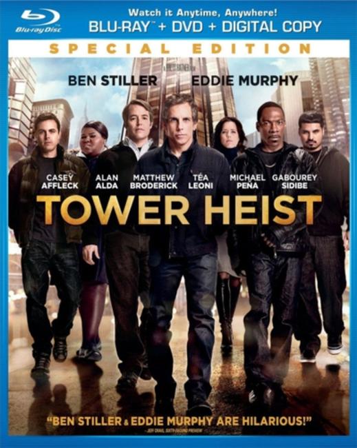 Dangoraižio apiplėšimas / Tower Heist (2011) [BDRip LT/EN/LTSubs] Veiksmo / Komedija / Kriminalinis
