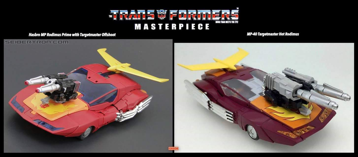 [Masterpiece] MP-40 Targetmaster Hot Rodimus (aka Hot Rod/Météorite) YZSjmCsZ