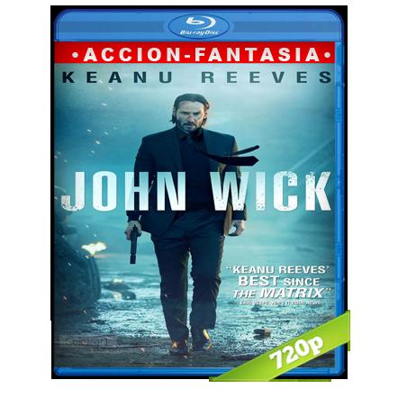 John Wick Otro Dia Para Matar (2014) BRRip 720p Audio Trial Latino-Castellano-Ingles 5.1