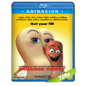 La Fiesta De Las Salchichas (2016) BRRip 720p Audio Dual Castellano-Ingles 5.1