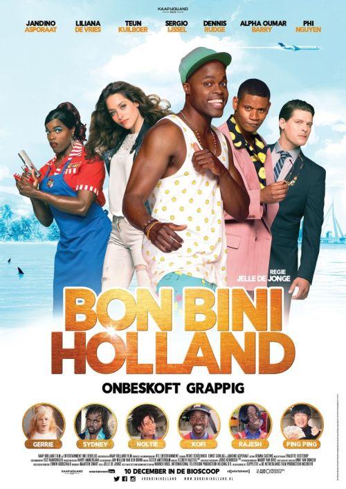 Bon Bini Holland (2015)  PL.BRRip.Xvid-MX / Lektor PL