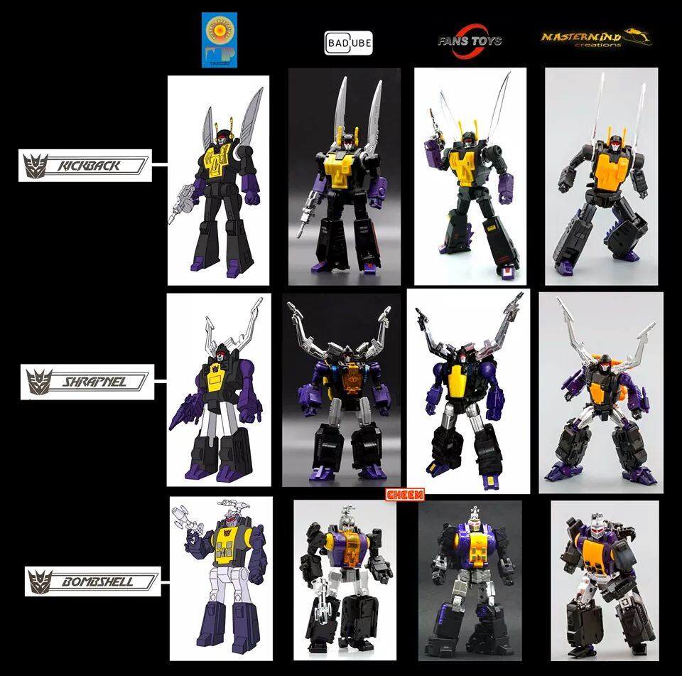 [Mastermind Creations] Produit Tiers - Jouets R-26 Malum Malitia (Potestas, Calcitrant & Inflecto) - aka Insecticons OwV9zUmr