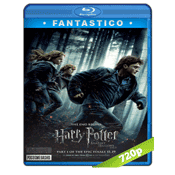 Harry Potter Y Las Reliquias De La Muerte Parte 1 (2010) BRRip 720p Audio Trial Latino-Castellano-Ingles 5.1