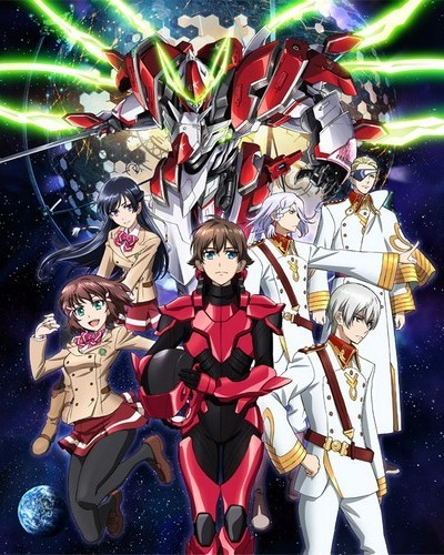 Kakumeiki Valvrave 12/12 [720p][1Fichier][Sub Español] Animes