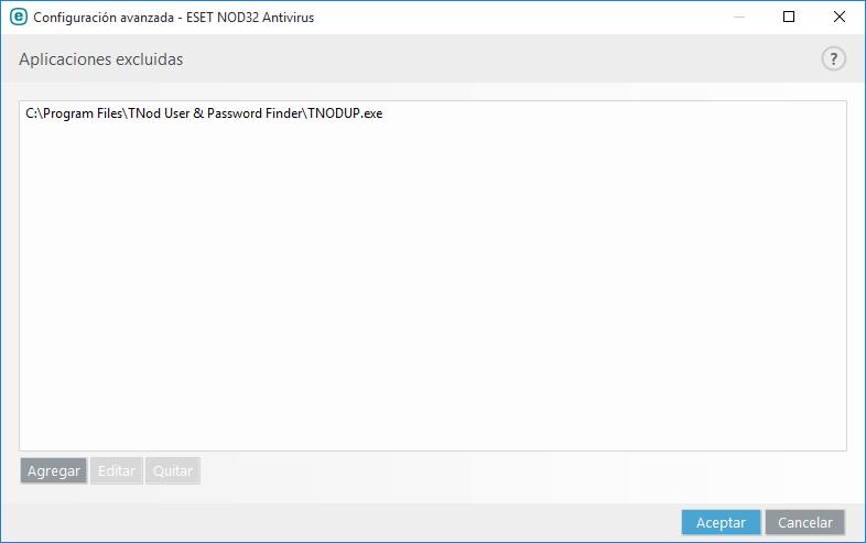 TNod User & Password Finder v1 6 0 Final/ v1 6 1 Beta - Software