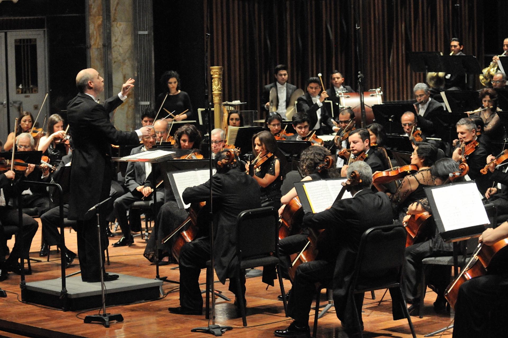 La Orquesta Escuela Carlos Chávez ofrecerá cuatro concie