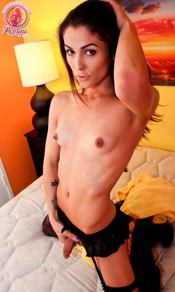 Especial Transexual de Domino Presley