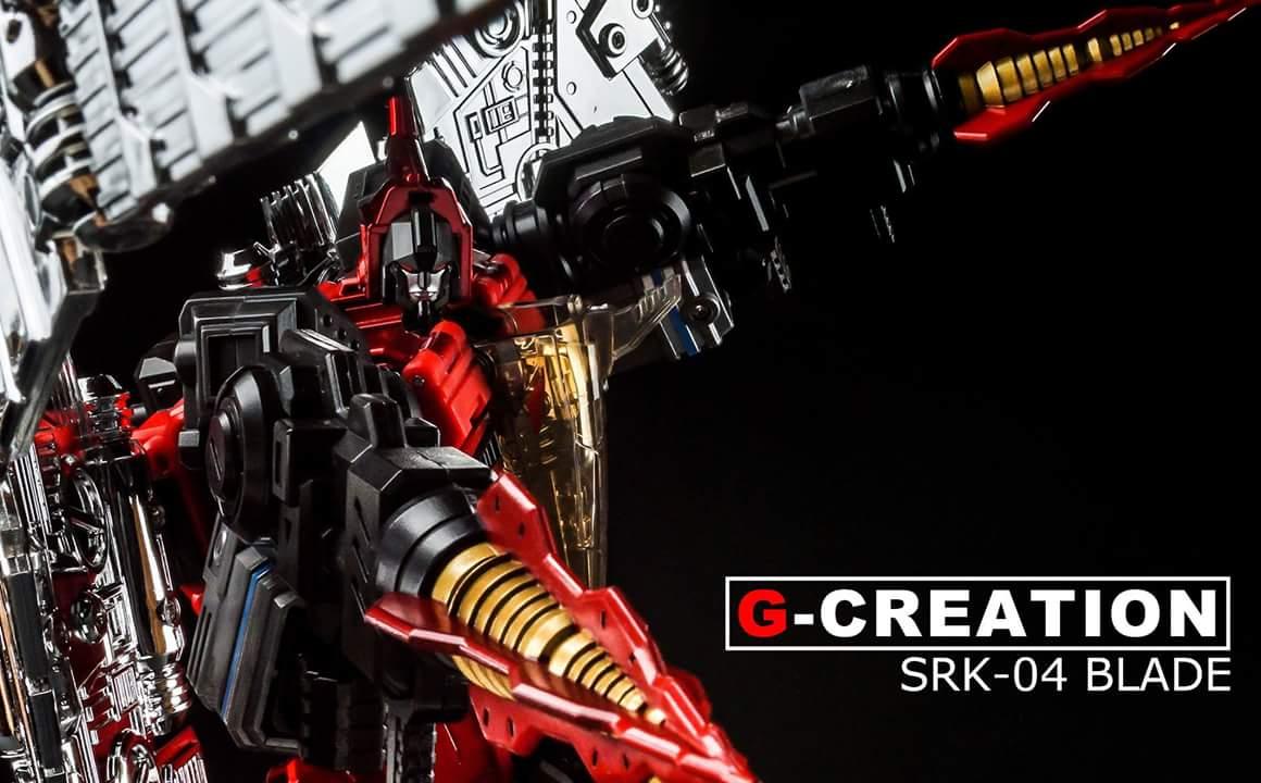 [GCreation] Produit Tiers - Jouet ShuraKing - aka Combiner Dinobots - Page 4 UAhKDKTH