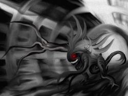 Obraz The Underground Beast