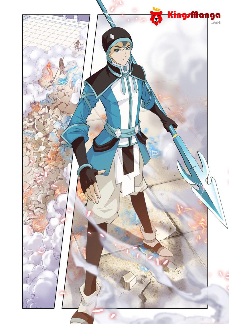อ่านการ์ตูน Kuang Shen 20 ภาพที่ 12