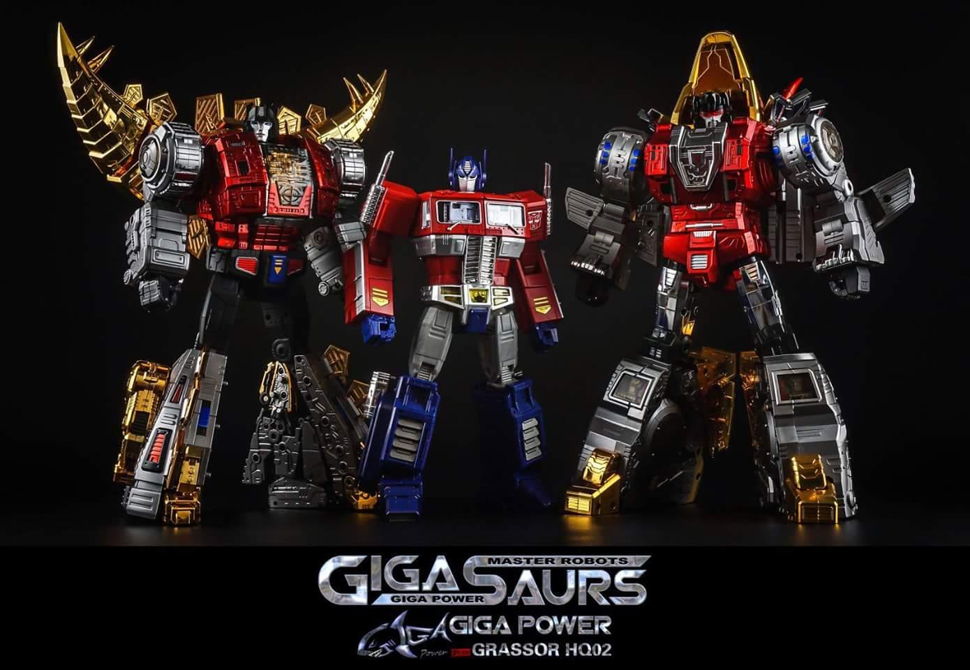 [GigaPower] Produit Tiers - Jouets HQ-01 Superator + HQ-02 Grassor + HQ-03 Guttur + HQ-04 Graviter + HQ-05 Gaudenter - aka Dinobots - Page 4 WYsXbP6i