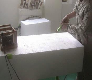 Processo de criação da Armadura de Gemeos para a exibição de Pachinko PU0LbH6U