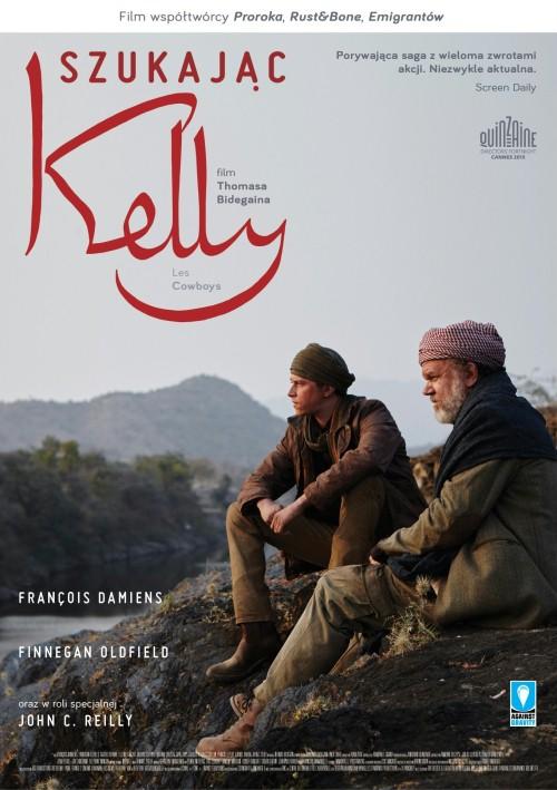 Szukając Kelly / Les cowboys (2015)  PL.BRRip.Xvid-KiT / Lektor PL
