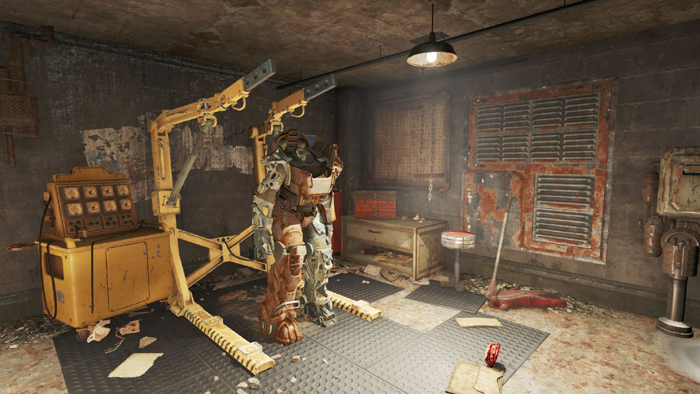 fallout 3 how to get into wheaton armory