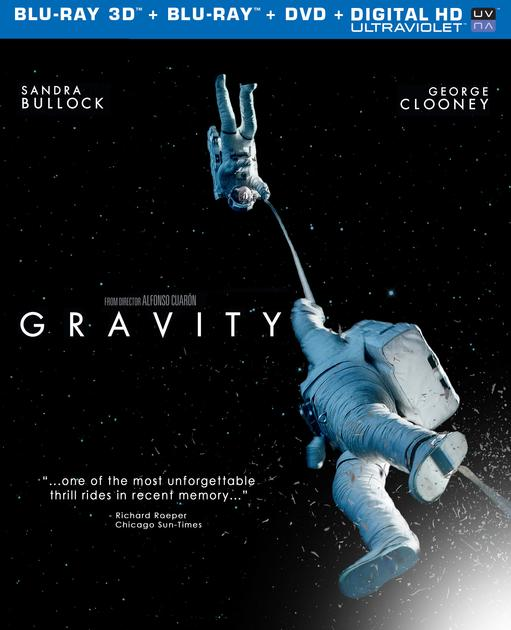Gravitacija / Gravity (2013) [BDRip LT/EN/LTSubs] Mokslinis fantastinis / Trileris