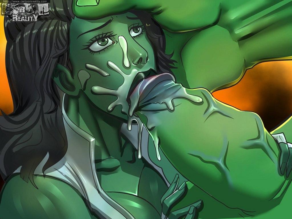 She-Hulk xxx