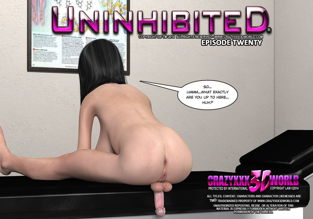 3d comic uninhibited episodes 1719 9