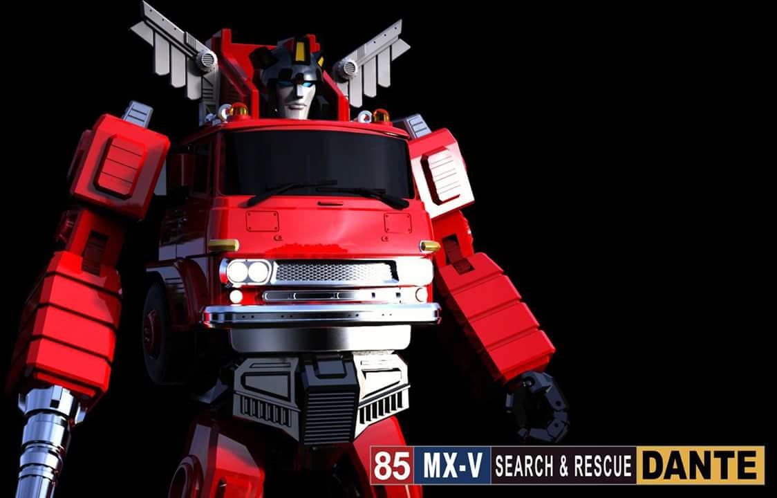 [X-Transbots] Produit Tiers - MX-V Dante (aka Inferno) + MX-VII Tirador & Ignis (aka Artfire & Nightstick) ZRTM3VHC
