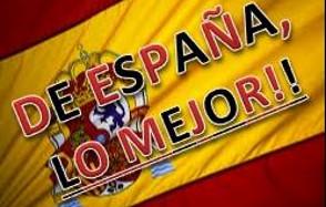 De España lo mejor