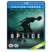 Splice Experimento Mortal (2009) HD720p Audio Trial Latino-Castellano-Ingles 5.1