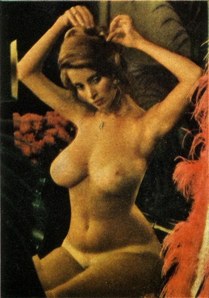 Playboy playmate janet lupo nude
