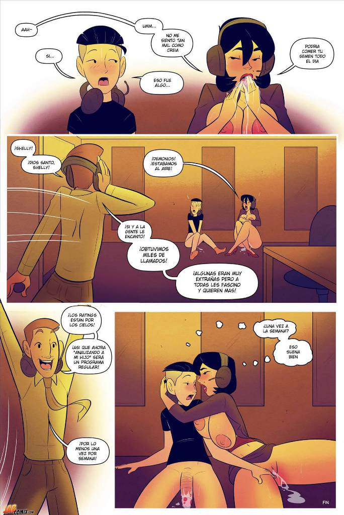 Инцест комиксы jab