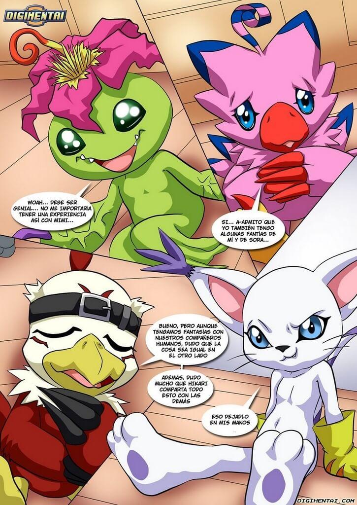 Reglas Digimon
