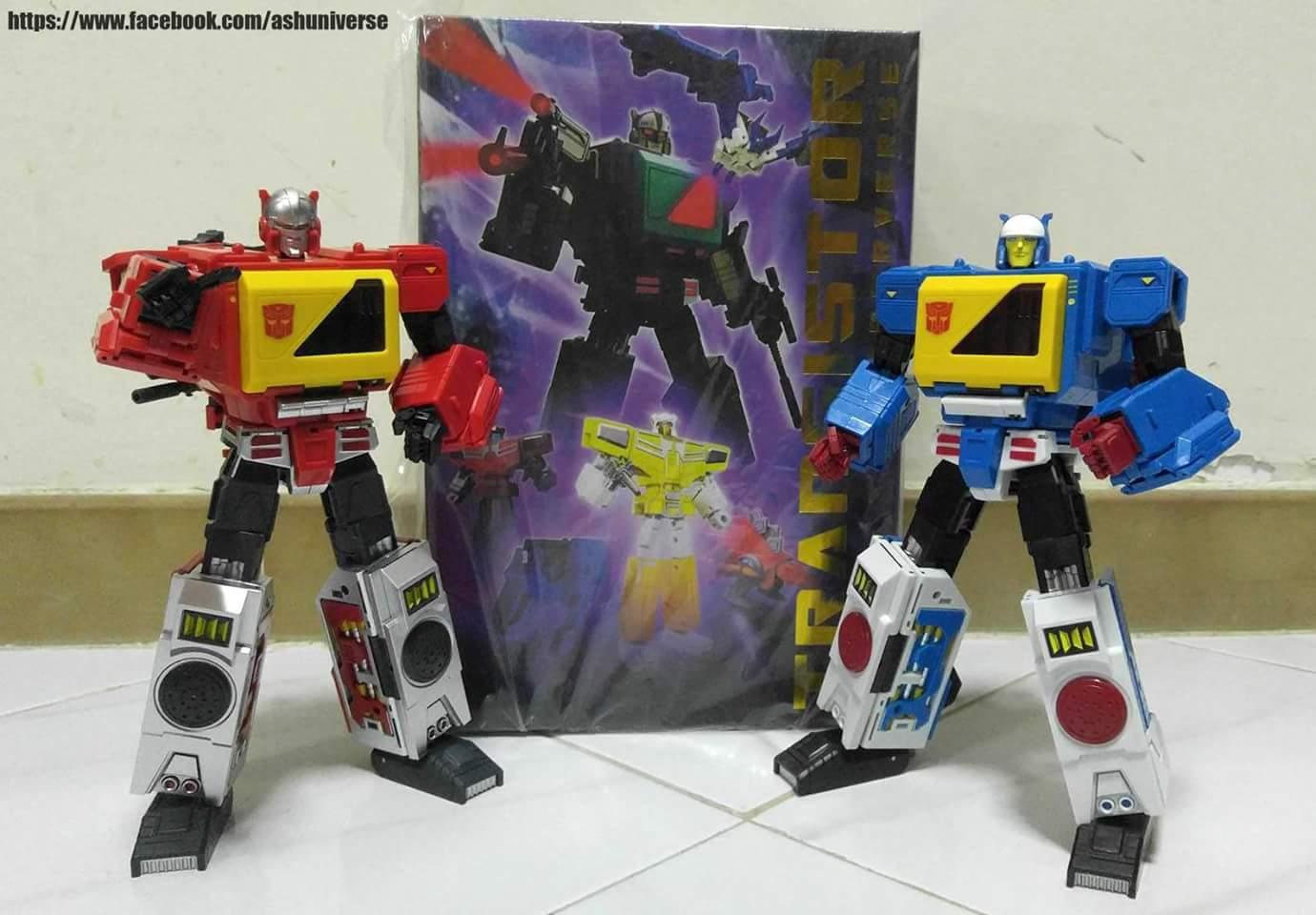 [KFC Toys] Produit Tiers - Jouet Transistor (aka Blaster/Tempo) + DoubleDeck (Twincast) + Fader (aka Eject/Éjecteur) + Rover (aka Autoscout) - Page 2 HOT4hVQK