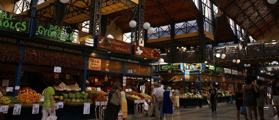 Big Market Hall Budapest
