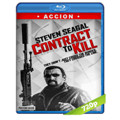 Contract to Kill (2016) BRRip 720p Audio Ingles Subtitulada 5.1