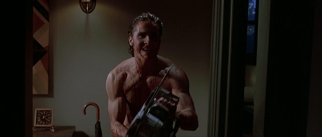 [美国杀人魔 American Psycho] [DVD5@VOB] [英语/繁中]-电影高画质2