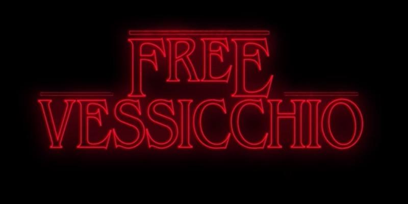 Beppe Vessicchio nel Sottosopra di Stranger Things: Netflix ironizza su Sanremo