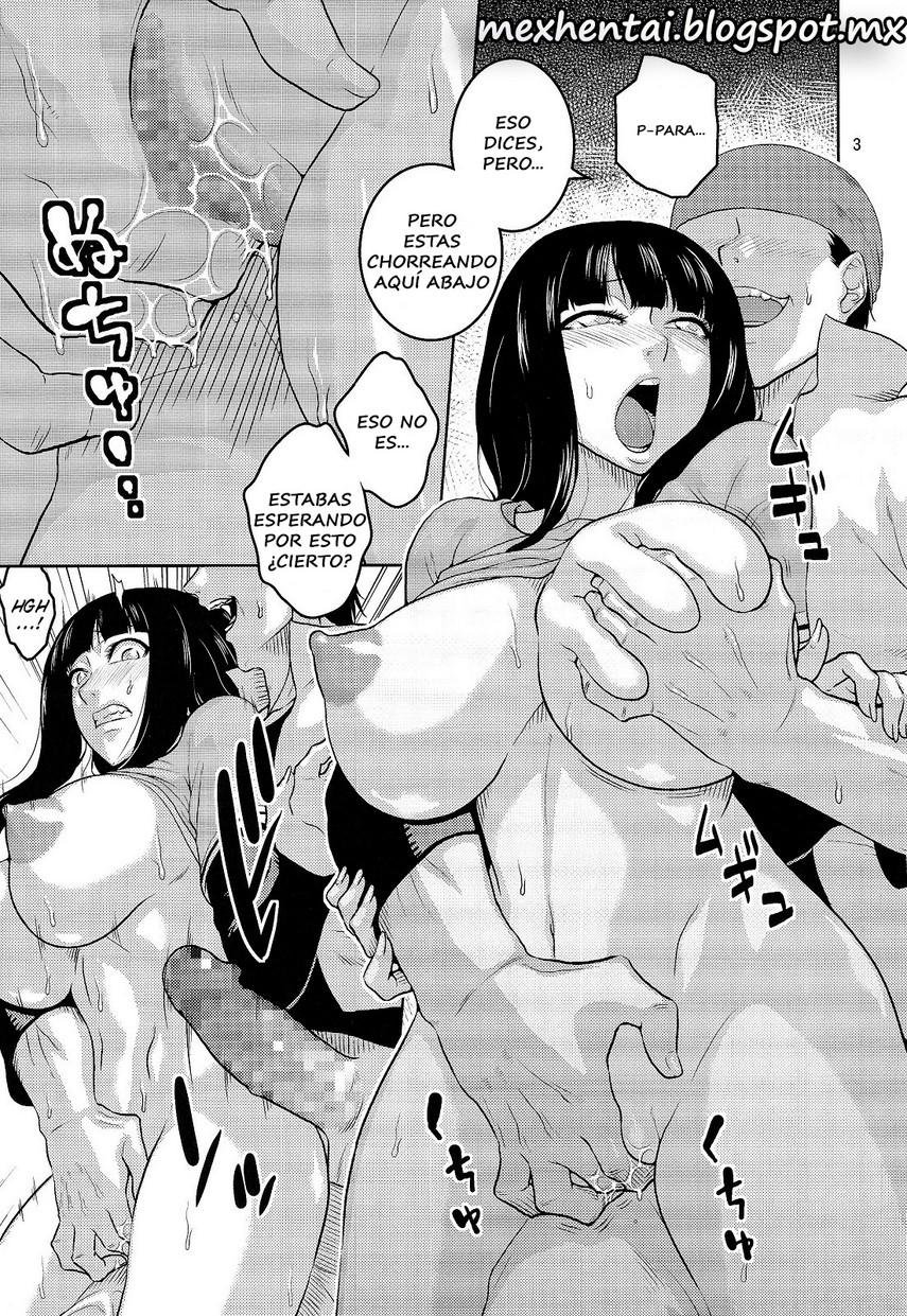 Hinata manga hentai español