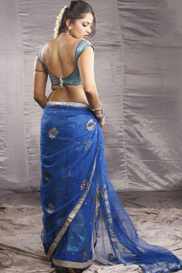 Anushka Shetty Hot in Saree#3 7 images AdzskK0T
