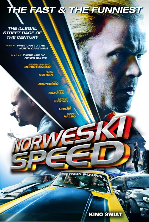 Norweski speed / Burning / Borning (2014) PL.480p.BDRip.Xvid.AC3-U96 / Lektor PL