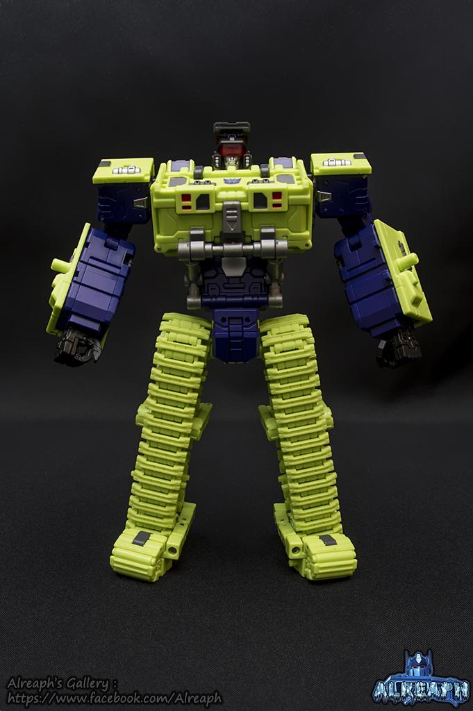 [Toyworld] Produit Tiers - Jouet TW-C Constructor aka Devastator/Dévastateur (Version vert G1 et jaune G2) - Page 7 5PDqjhA8