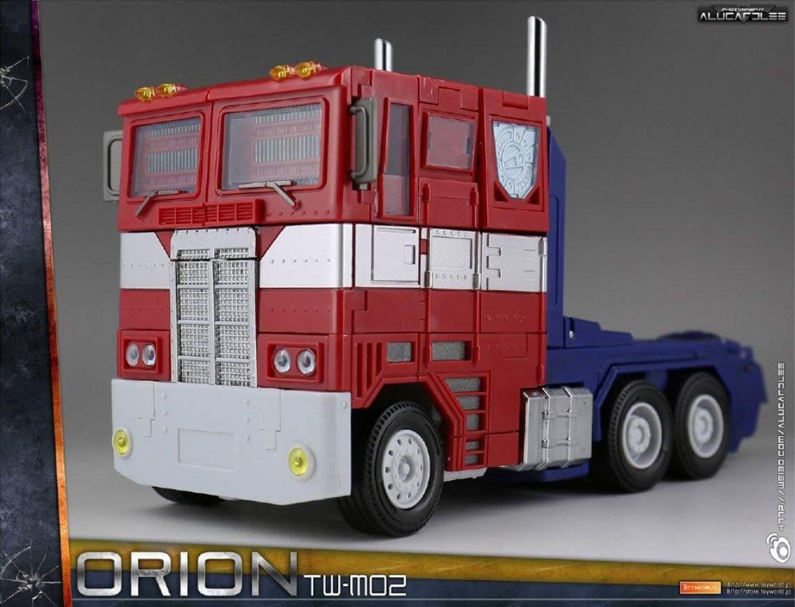 [ToyWorld][Zeta Toys] Produit Tiers - TW-M01 Primorion/Zeta-EX6O OriPrime et Zeta -EX6E EvaPrime - aka Optimus (G1 et Evangelion) 3KXty9PM
