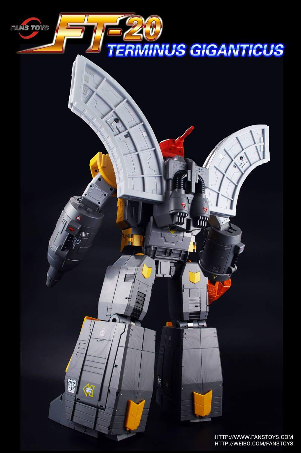 [Fanstoys] Produit Tiers - Jouets FT-20 et FT-20G Terminus Giganticus - aka Oméga Suprême et Omega Sentinel (Gardien de Cybertron) - Page 2 ENQBueKH